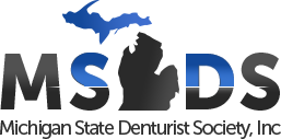 Michigan State Denturist Logo